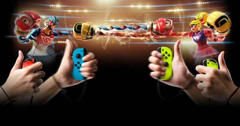 ARMS for Nintendo Switch Review - Arms 2