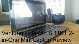 Review – Venturer EliteWin S 11KT 2-in-One Mini Laptop