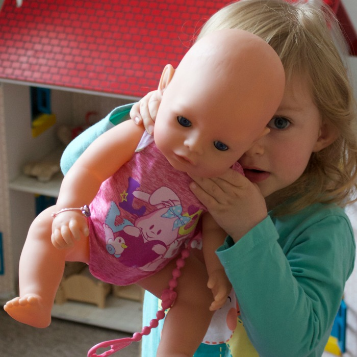 Baby Born Interactive Doll Review - Babydarbi1
