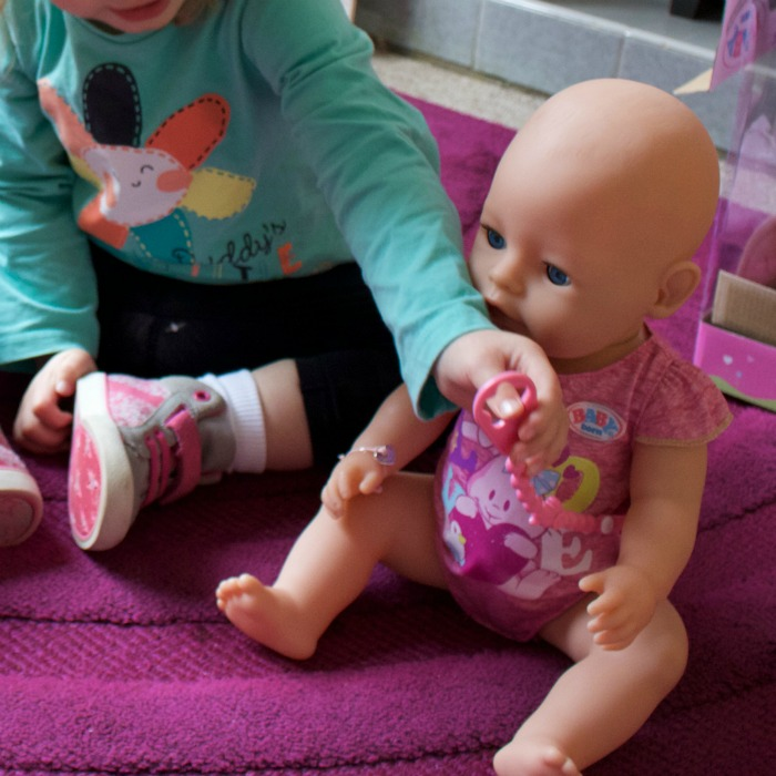 Baby Born Interactive Doll Review - Babydarbi3