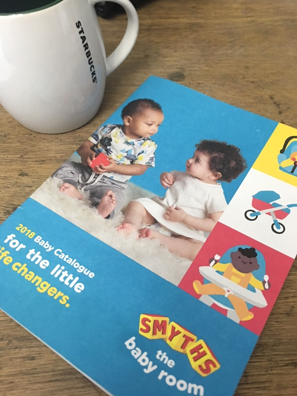 Smyths Baby catalogue U me and the kids