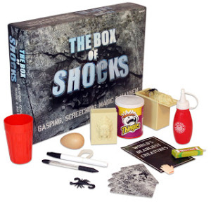 The Box of Shocks Review – Scream, Gasp and Magic Fun!