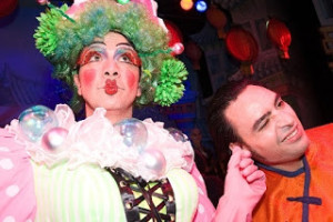 Aladdin A Rock and Roll Pantomime Review