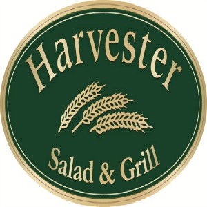 Things to do in Leeds - harvester-logo-salad-grill1