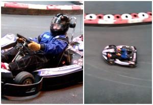 Pole Position indoor karting Leeds review