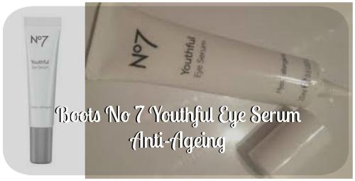 Boots No 7 Youthful Eye Serum