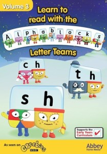 Learn to Read with Alphablocks