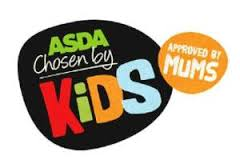 Chosen by Kids Range at Asda