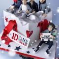 One Direction Christmas Cake