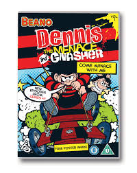 Dennis the Menace & Gnasher (Come Menace with me)
