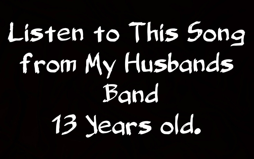 Marrying the Singer of the Band