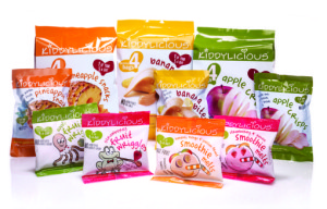 win a selection of Kiddylicious snacks