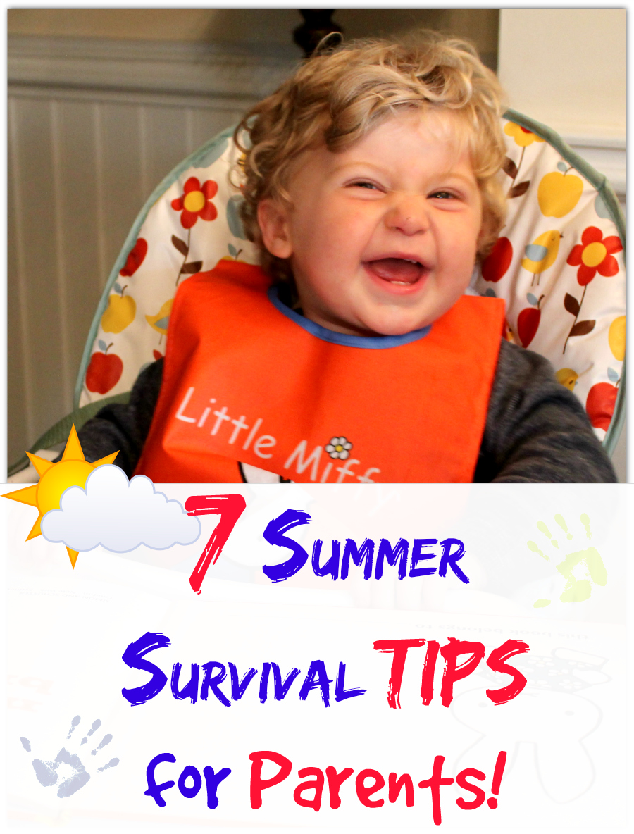 Summer Survival Tips for Kids Activities