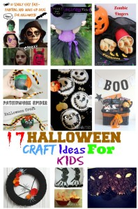 17 awesome halloween craft ideas for kids