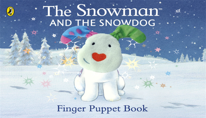 The_Snowman_and_The_SnowDog_Finger_Puppet_Book
