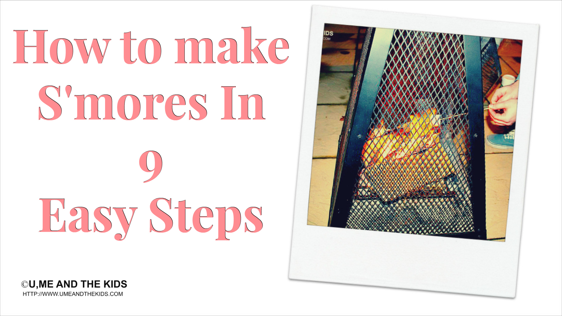 how to make s'mores in 9 easy steps
