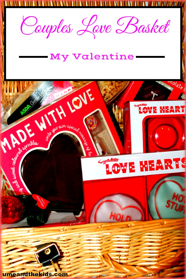 Valentines Day Ideas Couples Love Basket