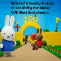 Miffy and Friends 'Miffy the Movie' Competition