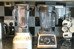 Vitamix 750 & the boss blenders