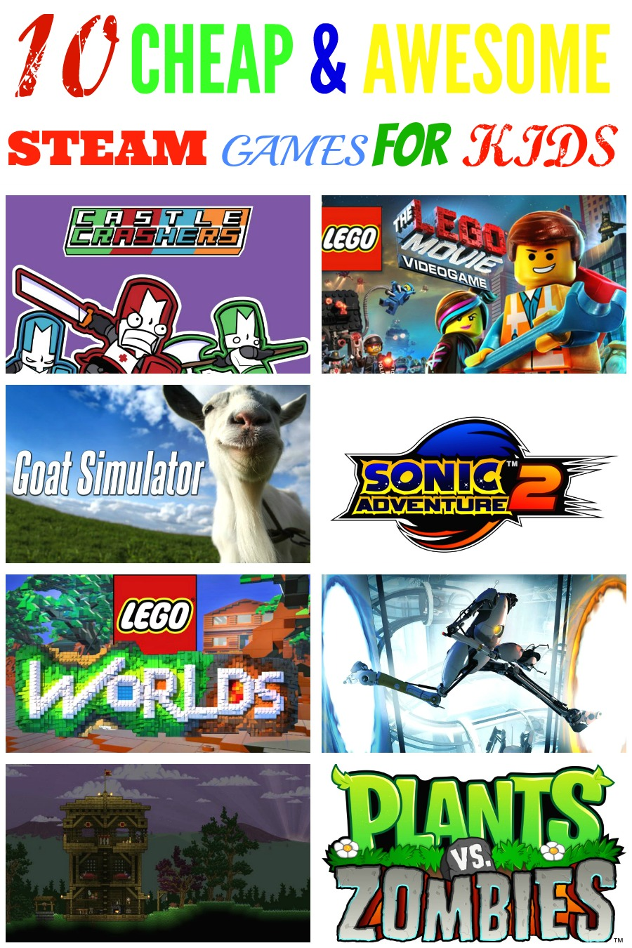 The Best Video Games for Kids Under the Age of 10 | Fatherly
