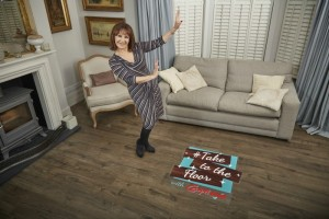 Get dancing & Win £500 Towards Stylish Laminate with Carpetright - Arlene