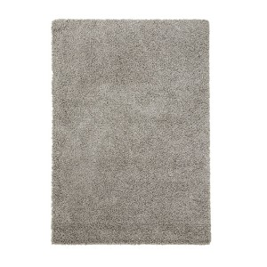 Light Grey Shaggy Rug