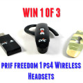 WIN Prif FREEDOM 1 Next Gen Wireless Headset
