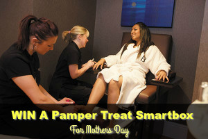 win a pamper treat smartbox