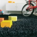 Home Decor: Spruce up your home this Easter - Shaggy grey rug