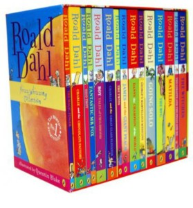 Win a fantastic Roald Dahl Box set