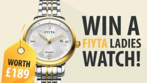 Win a FIYTA Ladies Watch worth £189.00 - Thumbnail