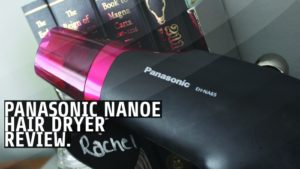 Panasonic Nanoe Hair Dryer Review - Main image