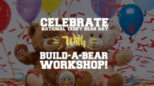 Our Favourite Build-A-Bear Workshop Memories