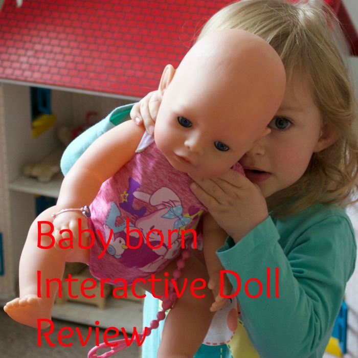 Baby Born Interactive Doll Review U Me And The Kids