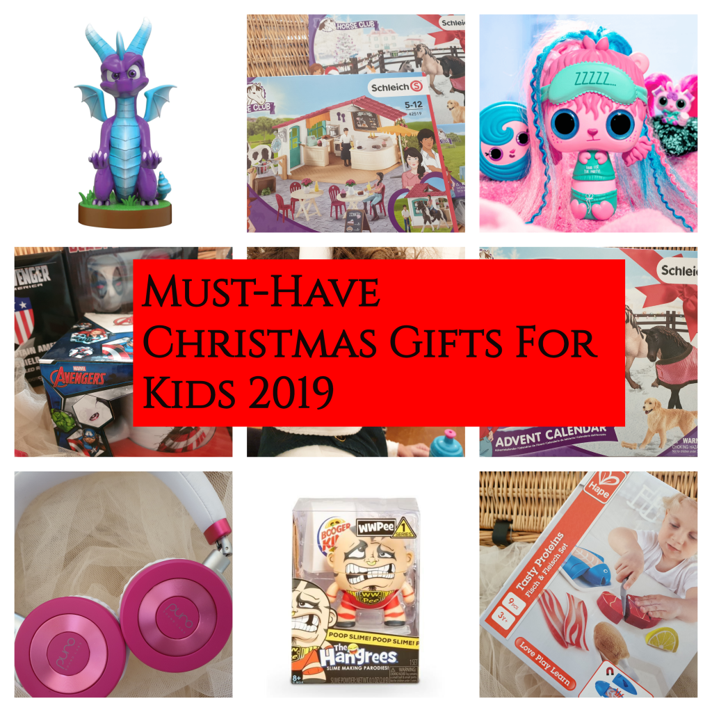 Top Christmas Gifts 2019 For Kids: Must-Have Christmas Gifts For Kids 2019