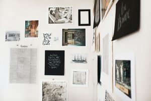 Simple Tricks To Create A Gallery Wall