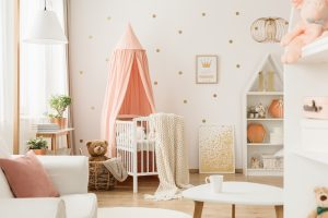 5 Tips For Setting Up Your Baby's Nursery