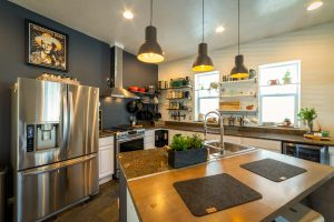Tips for Creating a More Sociable Kitchen Space