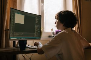 Keep Your Kids' Mind Sharp from Home with Online Coding Classes